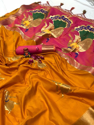 Soft Silk Saree-SSSRE043