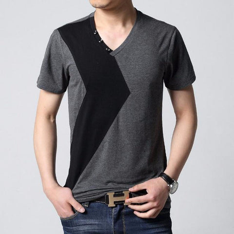 Slim Fit Crew Neck Tshirt - Model BRSR003