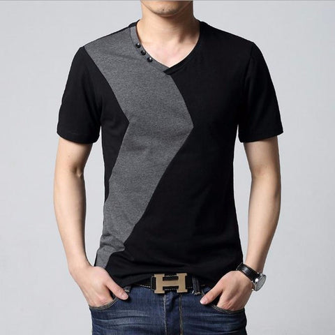 Slim Fit Crew Neck Tshirt - Model BRSR008