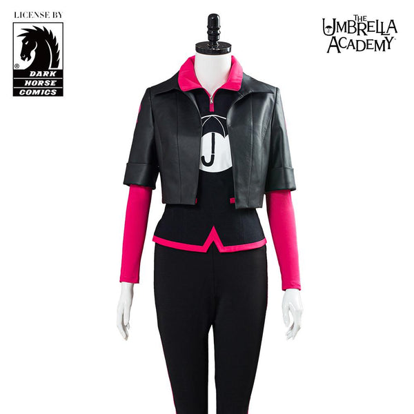 The Umbrella Academy The Rumor Allison Hargreeves Cosplay Costume