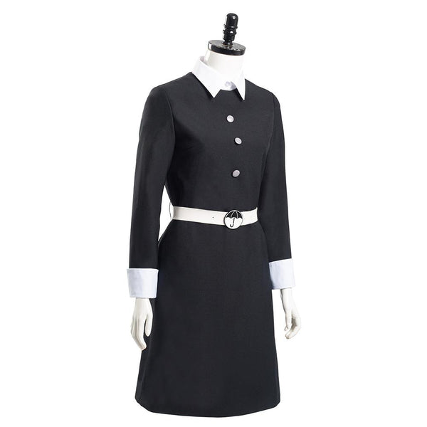 The Umbrella Academy Anime School Uniform Cosplay Costume
