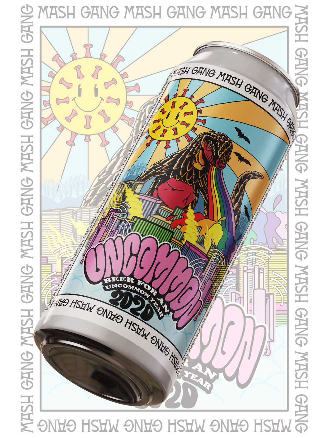 Uncommon Year Tallboy 3 Pack- Limited Edition