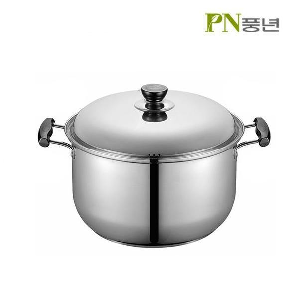PN Stainless Steel Stock Pot