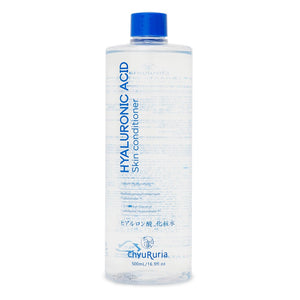 [ChyuRia] Hyaluronic Acid Skin Conditioner Toner (500ml) exp. 7/25/21
