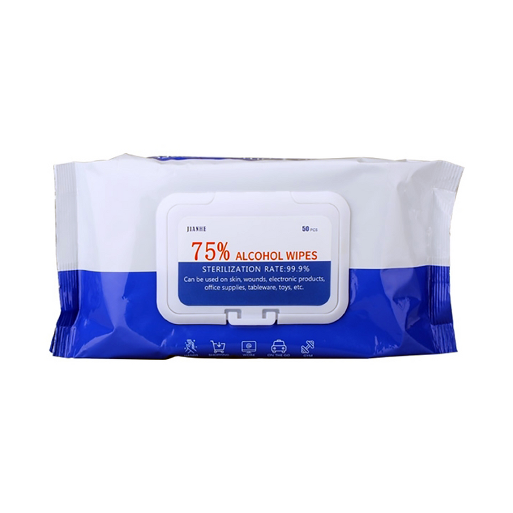 Sanitizer Wipes (50 sheets)