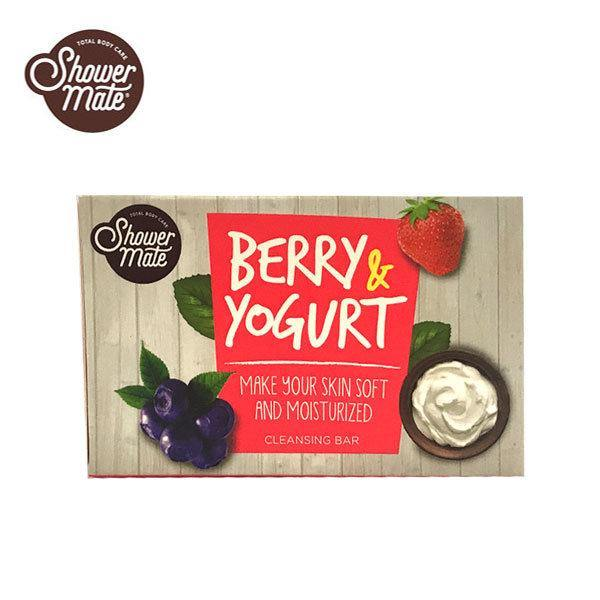 AK Point Berry & Yogurt Cleansing Bar Soap