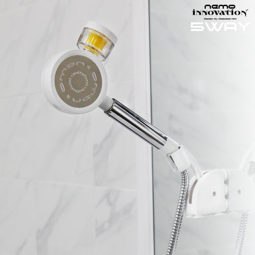 Nemo Innovation Shower Head (5 different functions, vitamin filter)