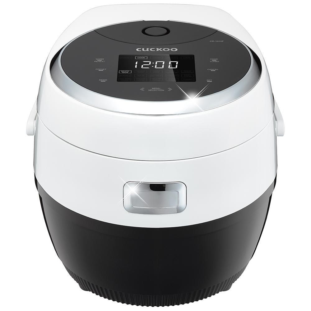 Cuckoo Electric Warmer Rice Cooker (for 10) CR-1010F