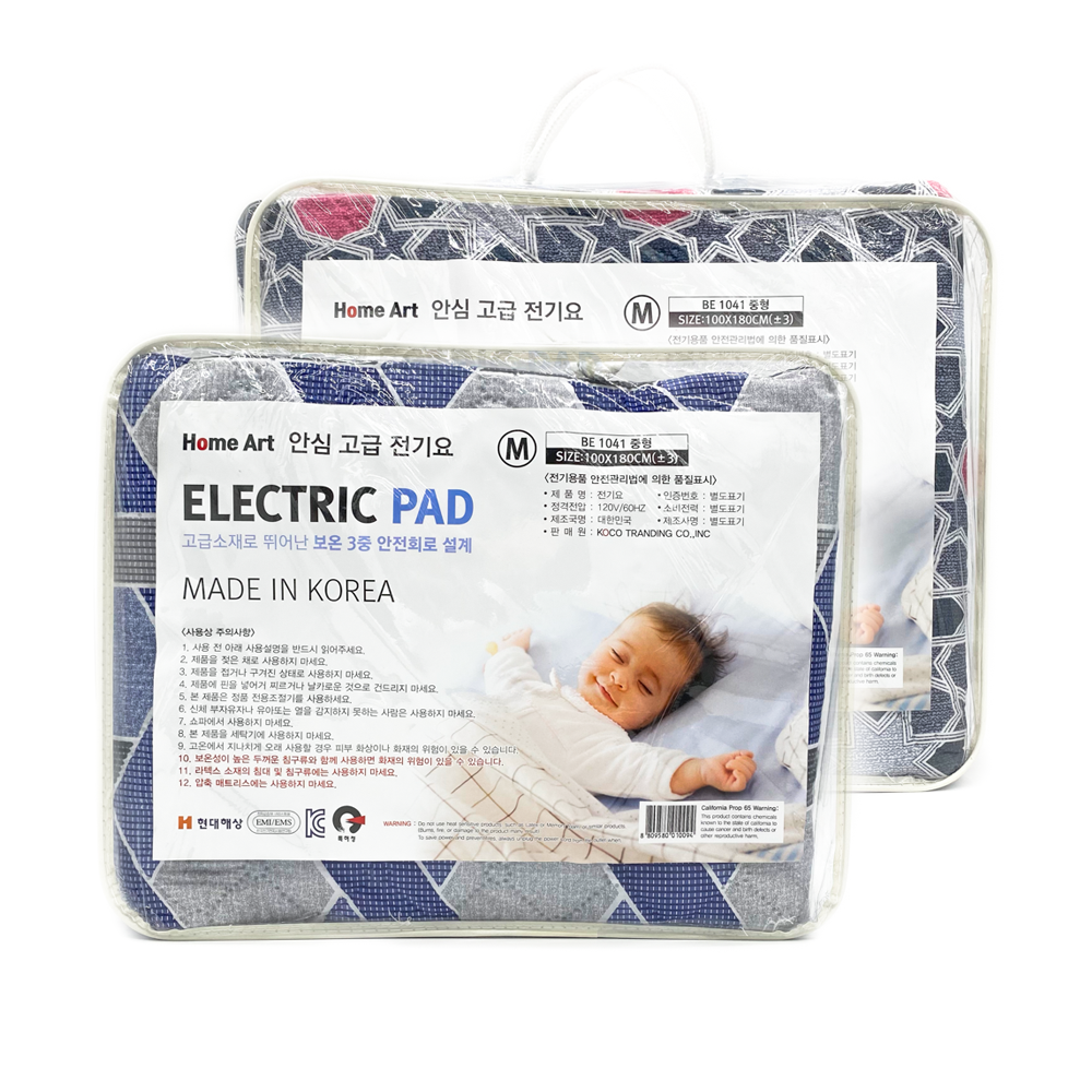 Home Art Safe Electric Mat