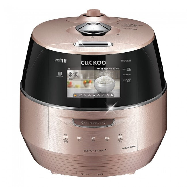 Cuckoo IH Pressure Rice Cooker (for 6) CRP-FHSR0608L