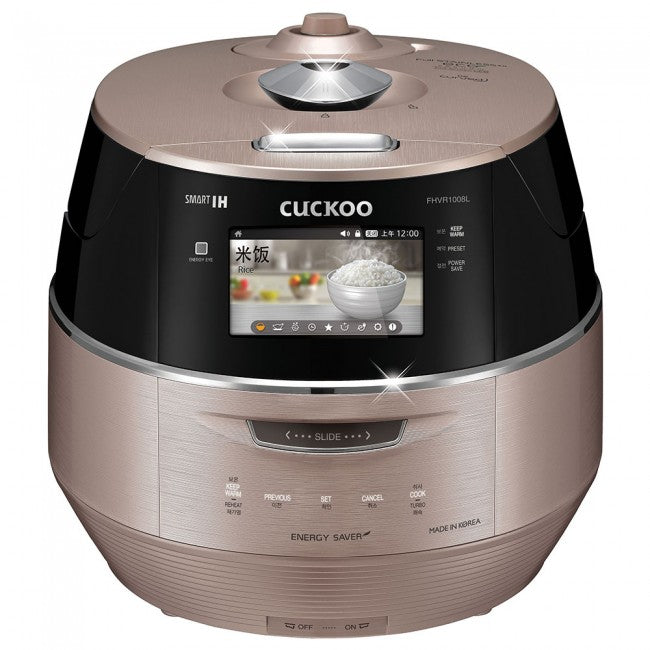 Cuckoo IH Pressure Rice Cooker (for 10) CRP-FHVR1008L