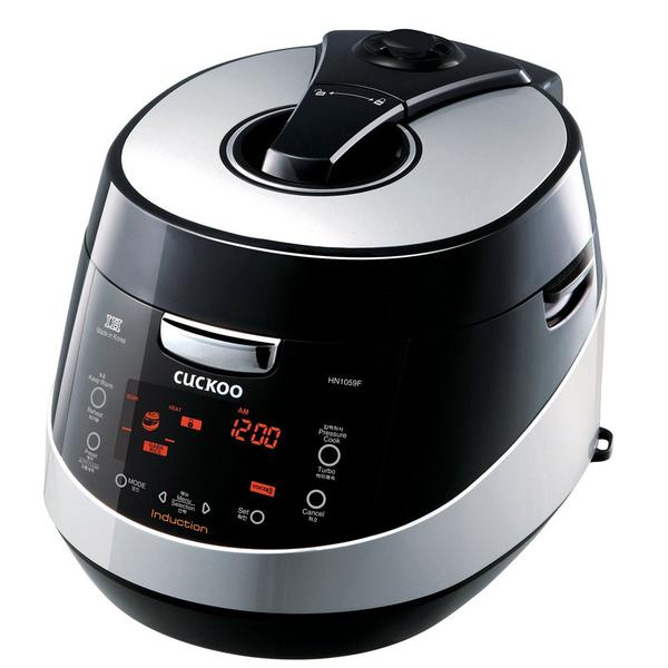 Cuckoo IH Electric Pressure Rice Cooker (for 10) CRP-HN1059F
