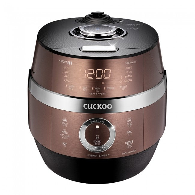 Cuckoo IH Pressure Rice Cooker (for 6) CRP-JHSR0609F