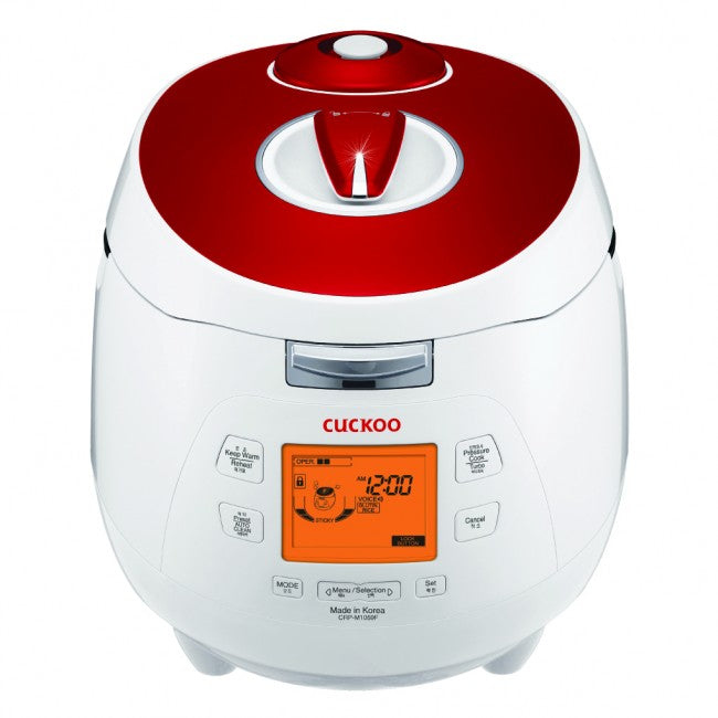 Cuckoo Electric Pressure Rice Cooker (for 10) CRP-M1059F