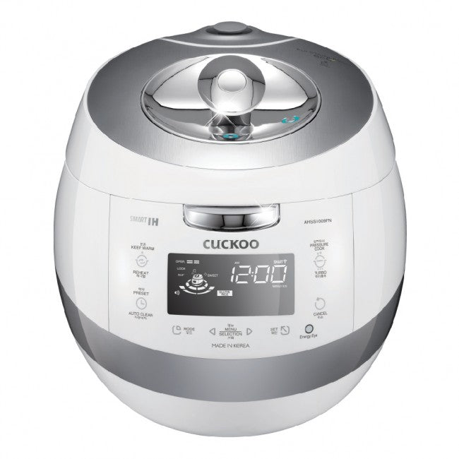 Cuckoo IH Electric Pressure Rice Cooker (for 10) CRP-AHSS1009FN
