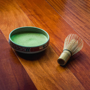 Matcha makes the world go round - How to make Usucha