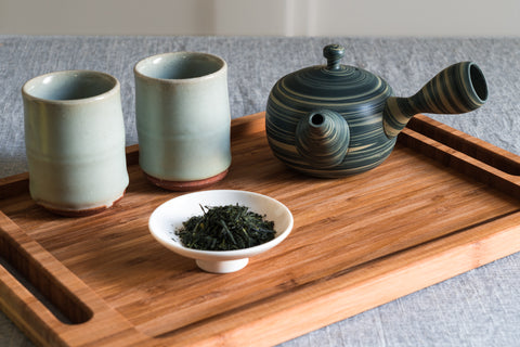 Cleaning your teaware