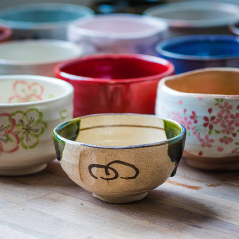 The Many Shapes of the Matcha Bowl