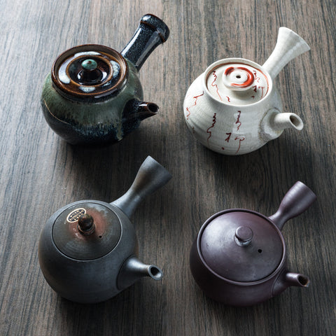Types of Japanese Teapots