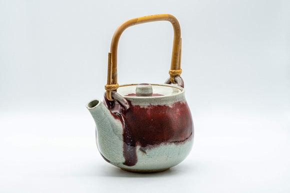 Japanese Dobin - Do-ake Top-handle Teapot - 500ml - Tezumi