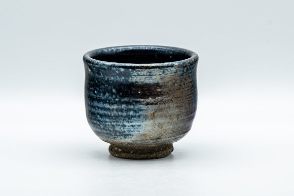 Japanese Teacup - Metallic Bronze Glazed Yunomi - 200ml