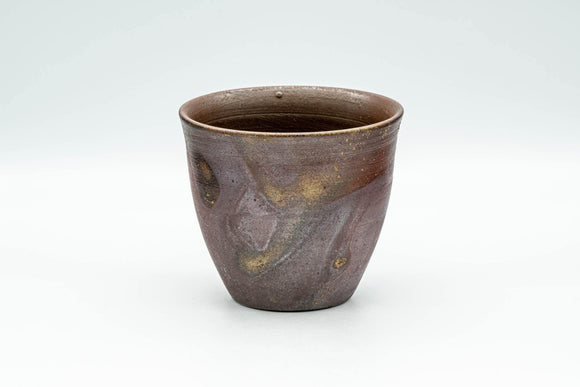 Japanese Teacup - Large Textured Bizen-yaki Yunomi - 230ml - Tezumi