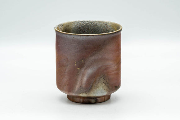 Japanese Teacup - Uniquely Fired Bizen-yaki Yunomi - 210ml - Tezumi