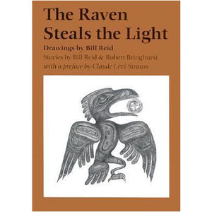 The Raven Steals the Light - Bill Reid