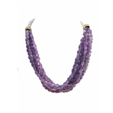 Amethyst Necklace - NIIRVA - 2