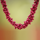 Cherry Bead Necklace - NIIRVA