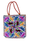 Embroidered Tote Bag - NIIRVA - 1