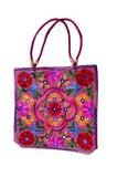 Embroidered Tote Bag - NIIRVA - 3