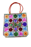 Embroidered Tote Bag - NIIRVA - 4