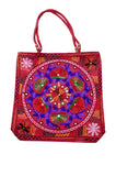 Embroidered Tote Bag - NIIRVA - 5