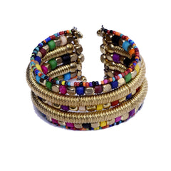 Cuff Bangle Bracelet - NIIRVA - 1