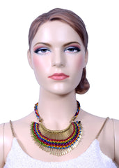 Choker Tribal Necklace - NIIRVA - 1