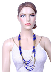 Multi Layered Necklace - NIIRVA - 1