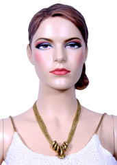 Loopy Necklace - NIIRVA - 1