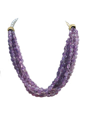 Amethyst Necklace - NIIRVA - 1