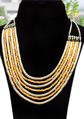 Chunky Layered Necklace - NIIRVA - 1