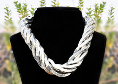 Wavy Chain Necklace - NIIRVA - 1