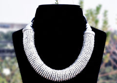 Tubular Necklace - NIIRVA - 1