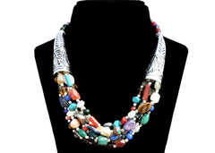 Dungchen Rainbow Necklace - NIIRVA