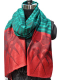 Abstract Print Shawl - NIIRVA - 2