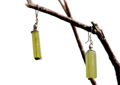 Rectangular Bead Earring - NIIRVA