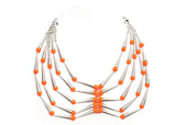 Art Deco Necklace - NIIRVA - 4