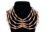 Art Deco Necklace - NIIRVA - 6