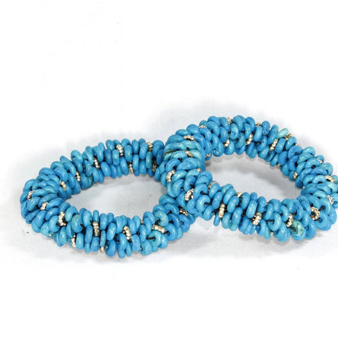 Beaded Stretchable Bracelet - NIIRVA - 1