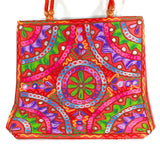 Embroidered Tote Bag - NIIRVA - 8