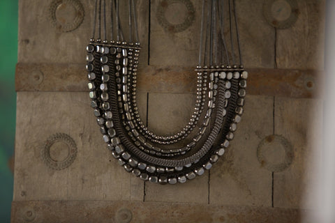 8 Layer Necklace - NIIRVA - 2